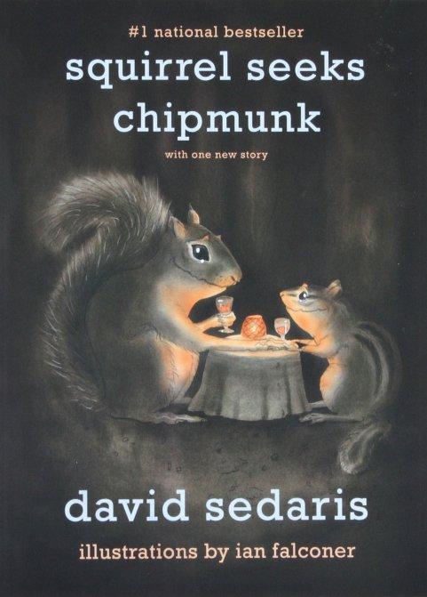 Squirrel Seeks Chipmonk
