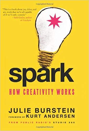Spark How Creativity Works